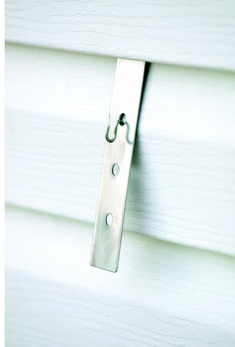 Stainless Steel Vinyl Siding Hooks Assorted Styles At