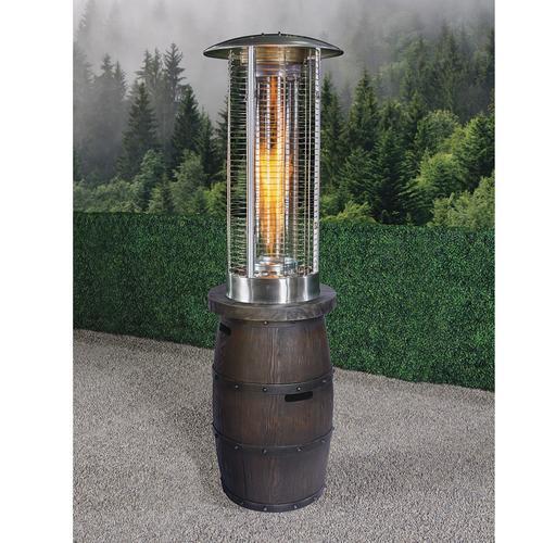 Backyard Creations™ 46,000 BTU Induction Viansa Propane Patio Heater At  Menards®