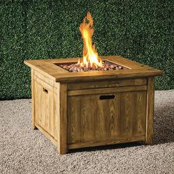 Backyard Creations 174 Solana Propane Gas Fire Table At Menards 174