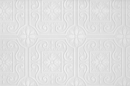 Brewster Tin Ceiling Wallpaper At Menards