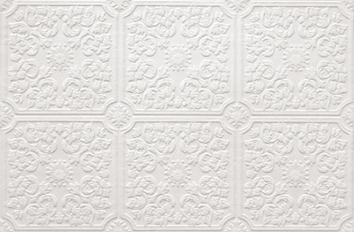 Incroyable Brewster Pressed Tin Paintable Wallpaper At Menards®