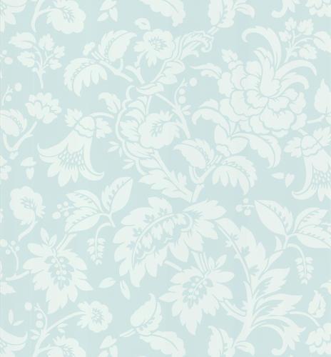 Brewster Green Large Floral Trail Wallpaper At Menards
