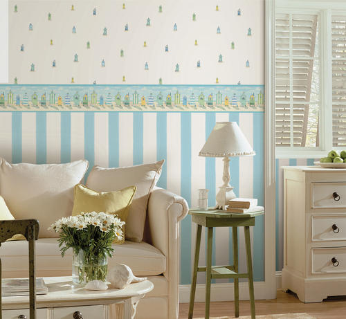 beach cottage decor.htm brewster sandy neck aqua beach cottage toss wallpaper at menards    brewster sandy neck aqua beach cottage