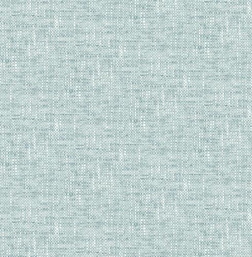 Nuwallpaper Poplin Texture Peel Stick Wallpaper Roll At Menards