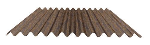 3 Rustic Corrugated Steel Panel At Menards