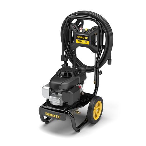 Brute® 2800 PSI 2 3 GPM Gas Pressure Washer at Menards®