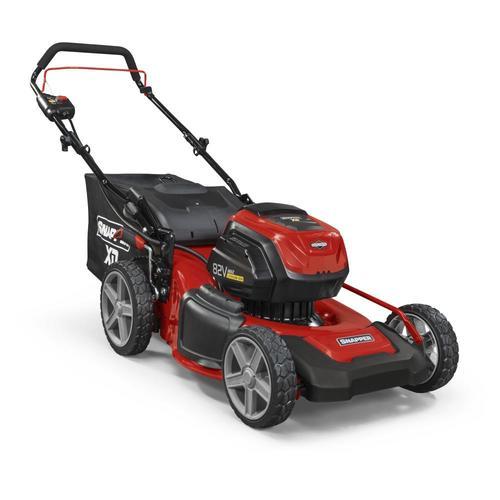 Snapper 174 Xd 82v Max Series 19 Quot 82 Volt Cordless Push Lawn