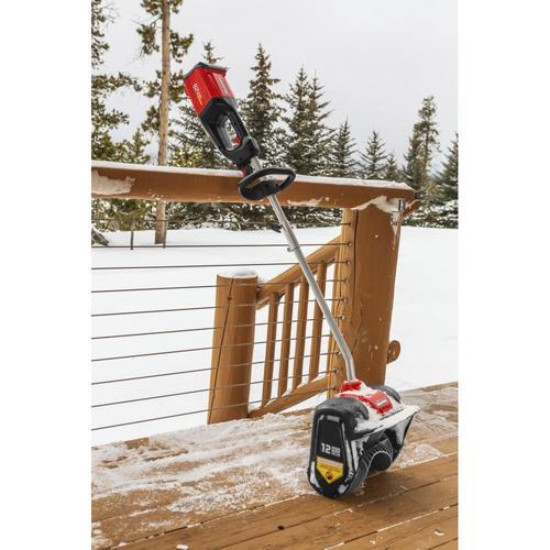 "Menards Snow Blowers >> Snapper® XD 82V MAX Series 12"" 82-Volt Cordless Snow Blower at Menards®"