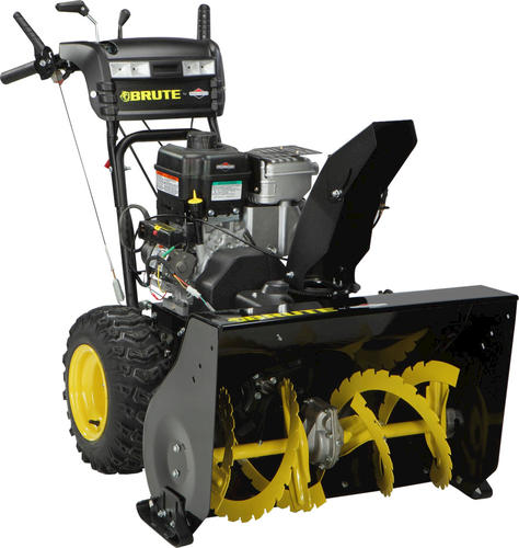Menards Snow Blowers >> Brute 29 305cc Two Stage Gas Snow Blower At Menards