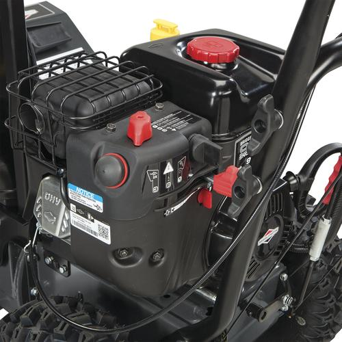 "Menards Snow Blowers >> Briggs & Stratton® 24"" 208cc Two-Stage Electric Start Gas Snow Blower at Menards®"