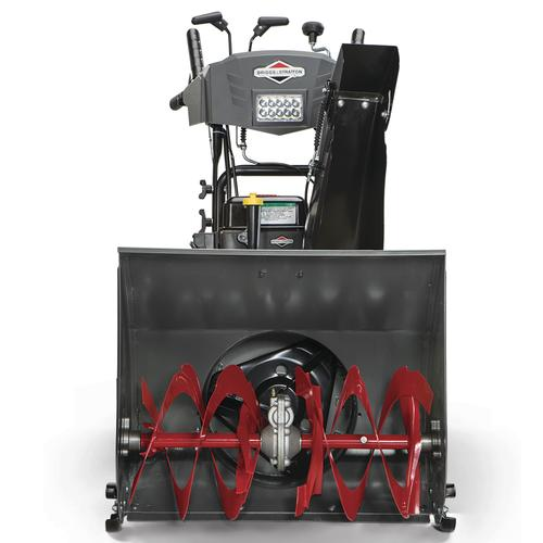 "Menards Snow Blowers >> Briggs & Stratton® 24"" 208cc Two-Stage Electric Start Gas Snow Blower at Menards®"