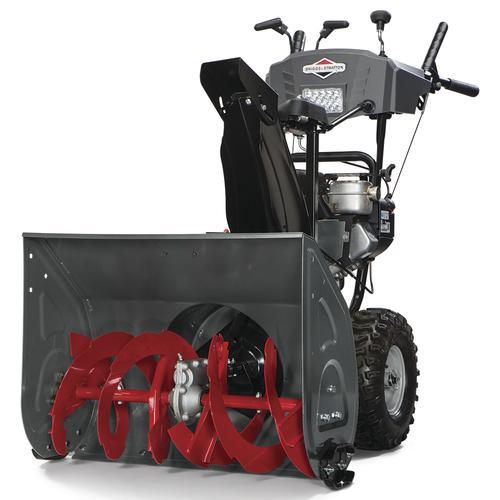 "Menards Snow Blowers >> Briggs & Stratton® 27"" 250cc Two-Stage Electric Start Gas Snow Blower at Menards®"