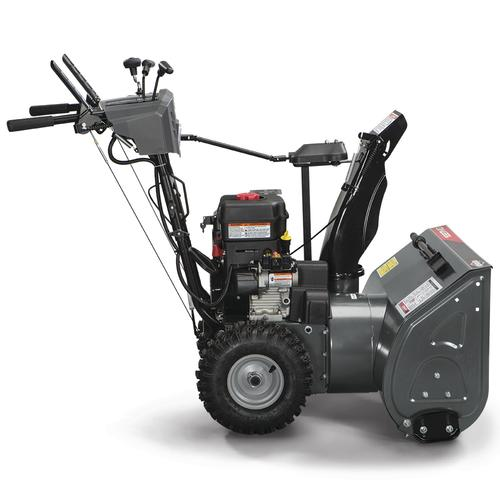 """Menards Snow Blowers >> Briggs & Stratton® 27"""" 250cc Two-Stage Electric Start Gas ..."""