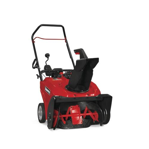 Snapper 22 208cc Single Stage Electric Start Gas Snow Blower At Menards