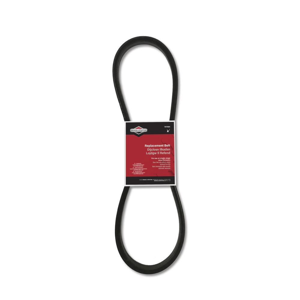 """V-belt clutch belt 4//8/"""" 4l 460 12,7 x1168 La Lawn Mower Snow Blower"""