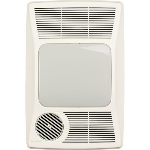 Broan 174 100 Cfm Heater Ceiling Exhaust Bath Fan With Light