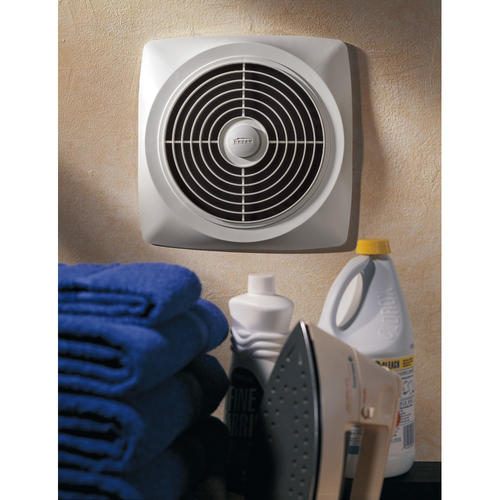 Broan® 250 CFM Chain-Operated Wall Exhaust Bath Fan at Menards®