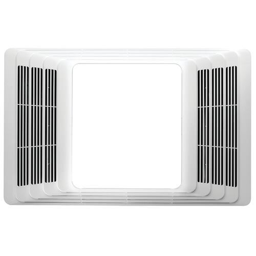 broan® 70 cfm ceiling exhaust bath fan with light at menards®