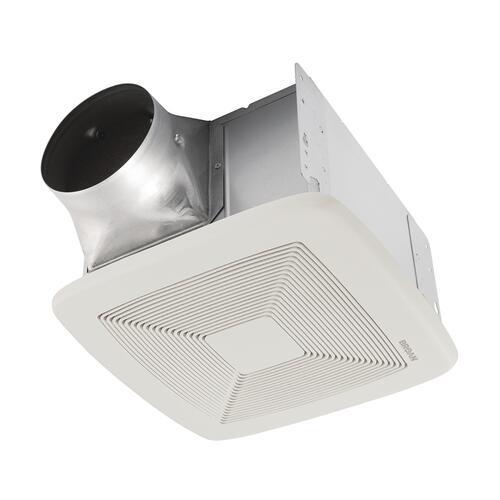 broan® 130 cfm ceiling exhaust bath fan at menards®