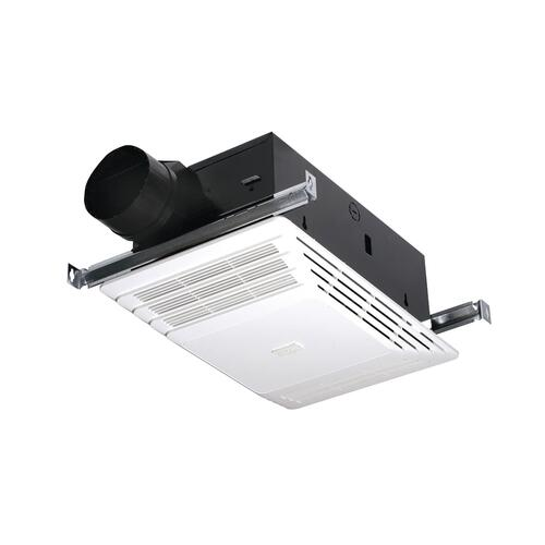 Broan® 70 CFM Ceiling Exhaust Bath Fan with Heater at Menards®