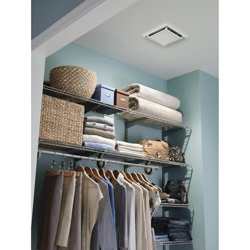 Broan® Ductless Ceiling Exhaust Bath Fan at Menards®