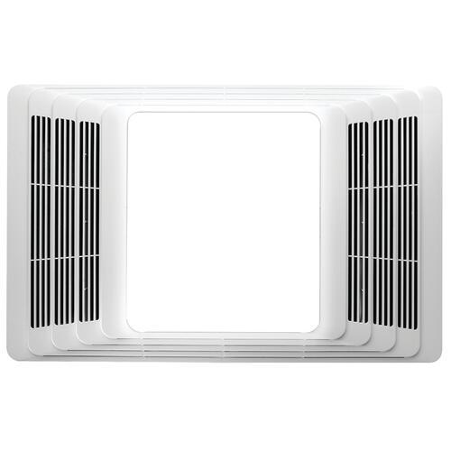 Broan U00ae 100 Cfm Ceiling Exhaust Bath Fan With Light At Menards U00ae