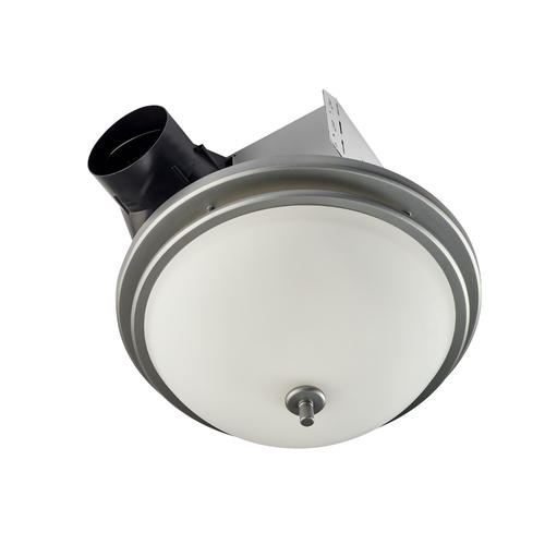 Ceiling Exhaust Fan With Light: Broan® Invent™ Radiance 70 CFM Ceiling Exhaust Bath