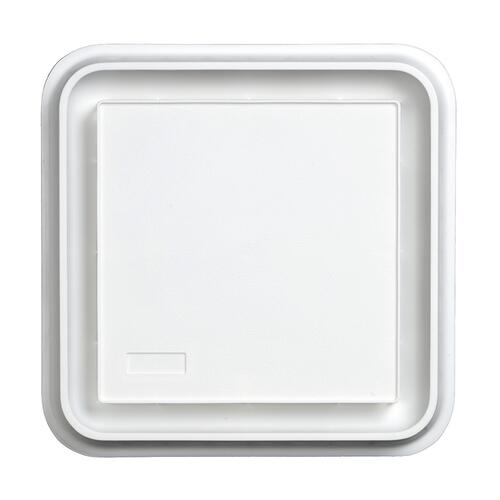 Broan Nutone 9 X 9 1 2 Bath Exhaust Fan Ceiling Grille Cover At Menards