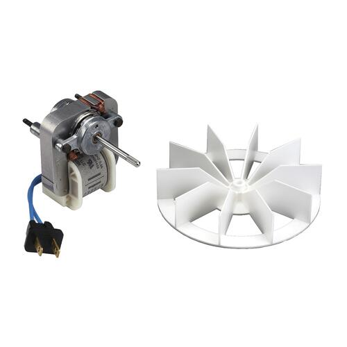Broan 50 Cfm Bath Exhaust Fan Motor And Blower Wheel Replacement Kit At Menards