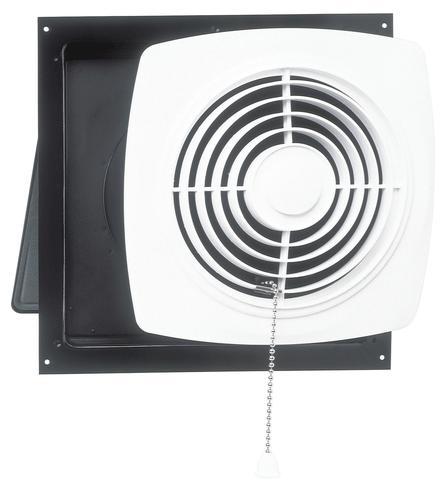 Broan® 270 CFM Wall Direct Discharge Exhaust Ventilation Fan ...