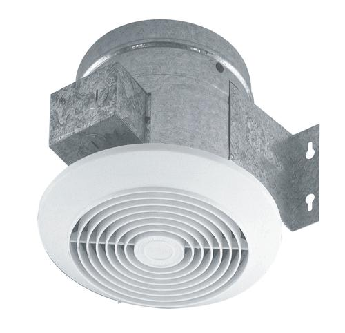 broan® 60 cfm vertical discharge ceiling exhaust bath fan at menards®