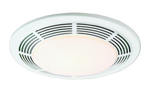 Excellent Broan 100 Cfm Ceiling Exhaust Bath Fan With Light At Menards Interior Design Ideas Gentotryabchikinfo