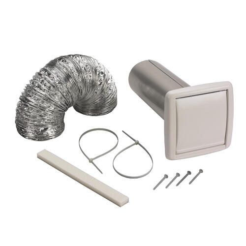 Broan® Flexible Wall Vent Ducting Kit at Menards®