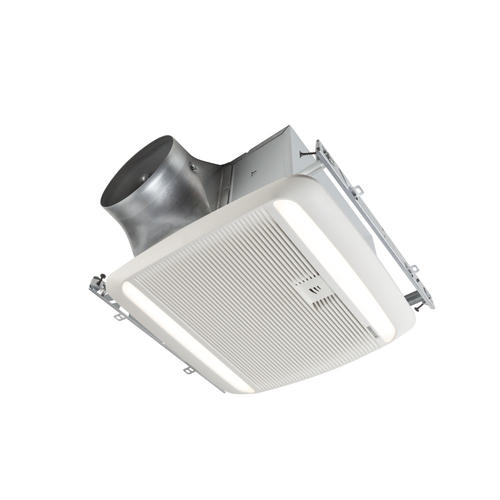 ULTRA GREEN™ Series 110 CFM Multi Speed Humidity Sensing Ceiling Exhaust Bath  Fan With