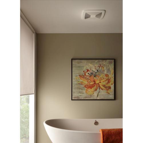 broan® quiet 130 cfm ceiling exhaust bath fan energy star® at menards®