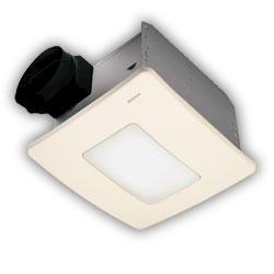 Broan® 150 CFM QTXE Quiet Ceiling Exhaust Bath Fan with ...