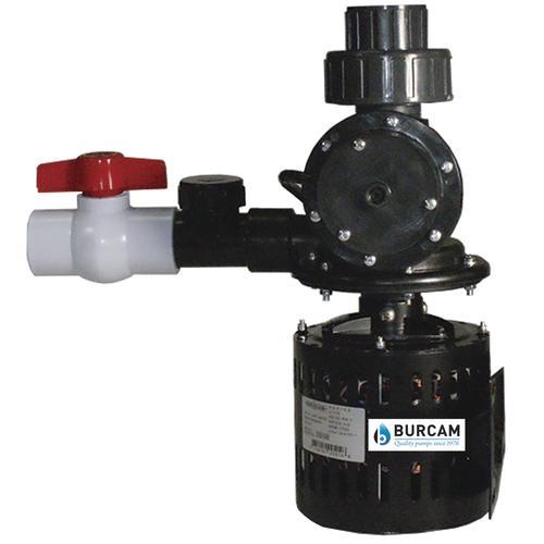 Bur Cam Automatic Laundry Tub Pump At