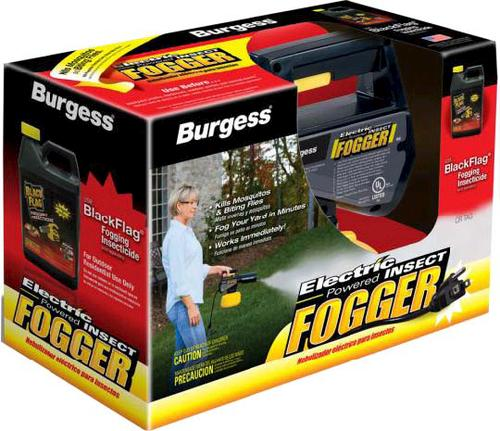 Burgess® Electric Powered Insect Fogger at Menards®