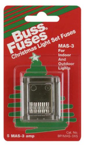 Christmas Light Fuses