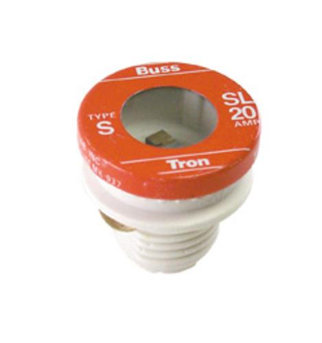 cooper bussmann® tamper-proof plug fuse at menards®  cooper bussmann® tamper-proof plug fuse at menards®
