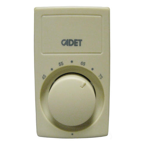 Cadet Heat Anticipated Baseboard Thermostat At Menards 174