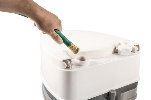 Camco 41535 Travel Toilet-2 6 Gallon Toilets, Fittings & Parts Toilets