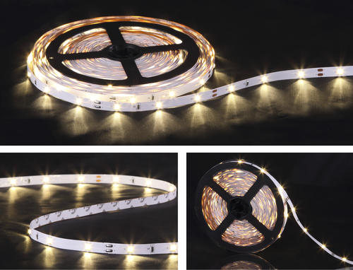 Patriot Lighting 118 Bright White Flexible Led Tape Light At Menards