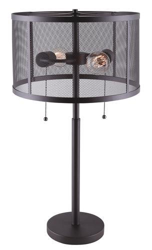 Merveilleux Alberta Mesh Table Lamp At Menards®