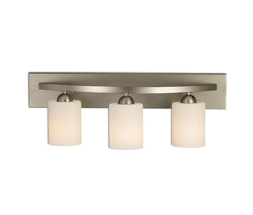 Patriot Lighting Bentley 24 Brushed Pewter Contemporary 3 Light