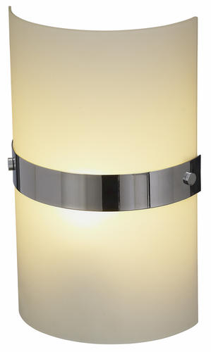 "Bathroom Sconces Menards patriot lighting® prescott 11 3/4"" chrome contemporary indoor wall"