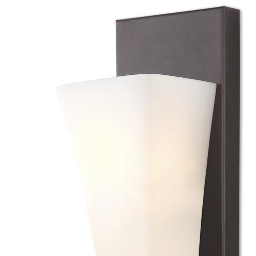 Patriot Lighting Laurel Oil Rubbed Bronze 1 Light Wall