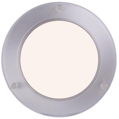 Menards Turbo Fan Lighting Led Flush Mount Ceiling Lights: Patriot Lighting® Raiden LED Flush Mount Ceiling Light At