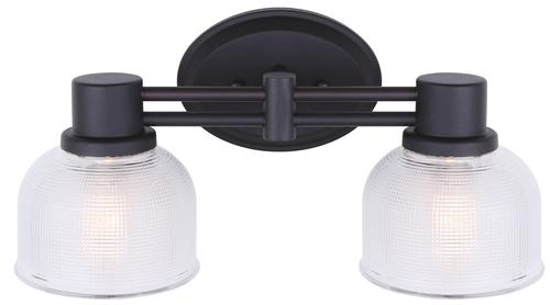 Patriot Lighting Dynasty Oil Rubbed Bronze Vanity Light At