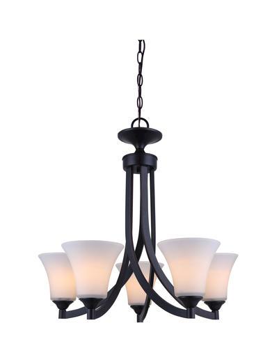 Patriot lighting cody 25 rubbed antique bronze transitional 5 light chandelier at menards